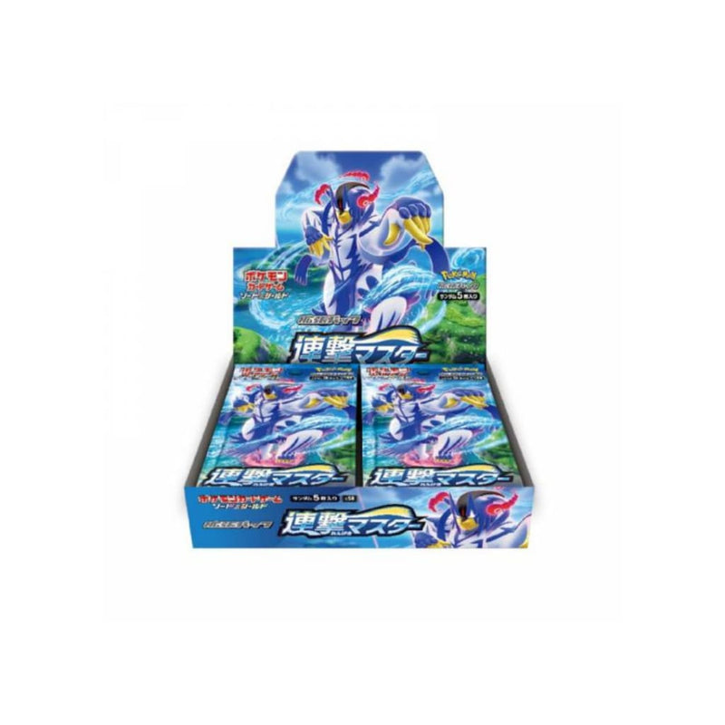 Pokemon Card Game Sword & Shield Expansion Pack Strike