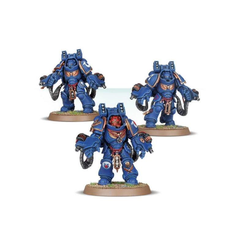 Space Marines - Primaris Aggressors - Miniatures