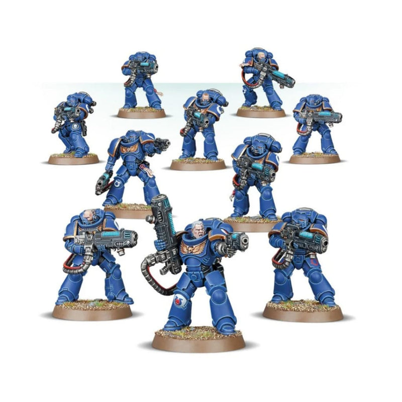 Space Marines - Primaris Hellblasters - Miniatures