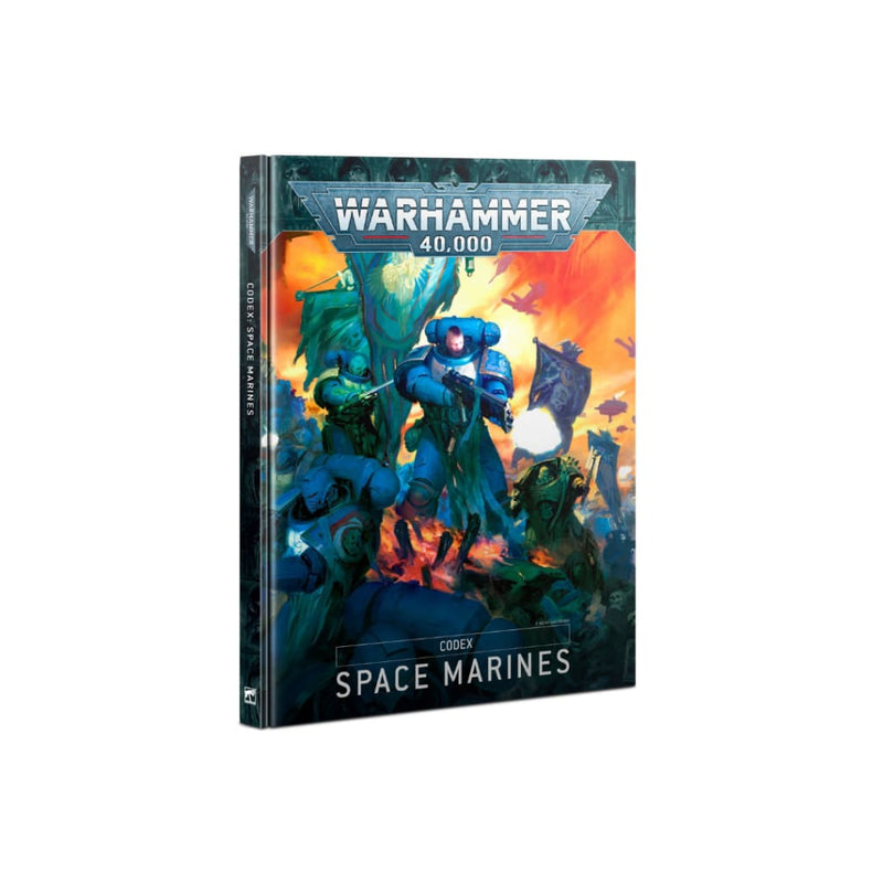 Warhammer 40,000 - Codex: Space Marines - 9th Edition -