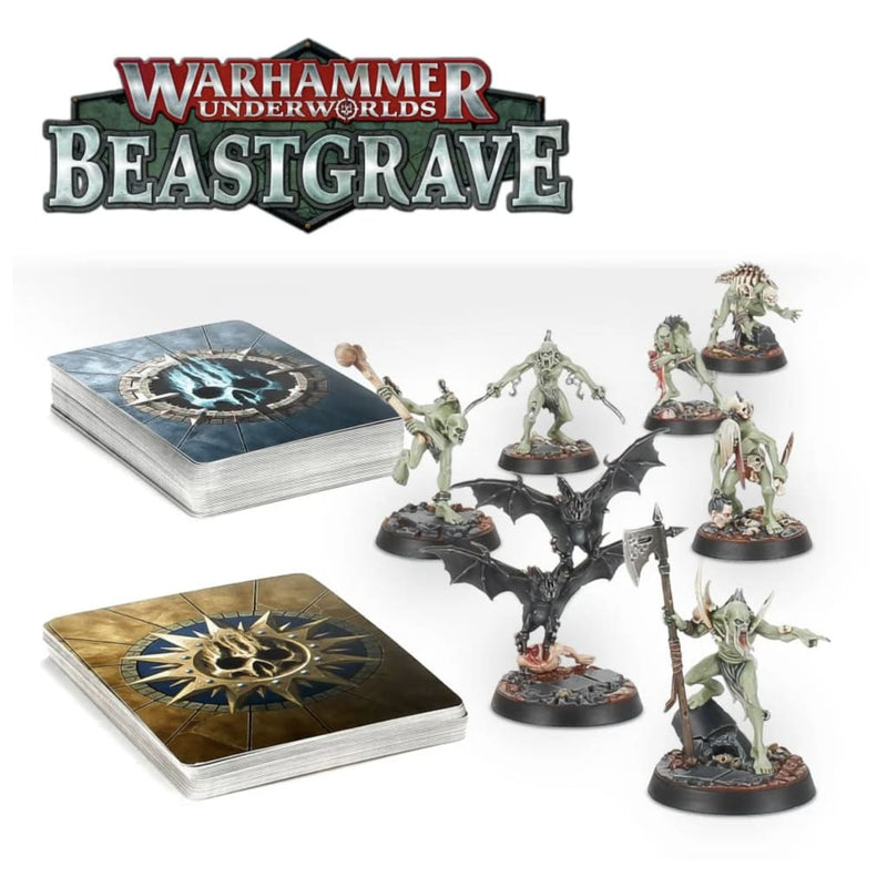 Warhammer Underworlds: Beastgrave – the Grymwatch -
