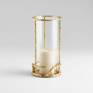 ENCHANTED FLAME CANDLEHOLDERS