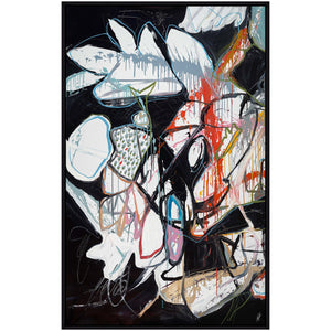 """GUERNICA I"" CANVAS ART"