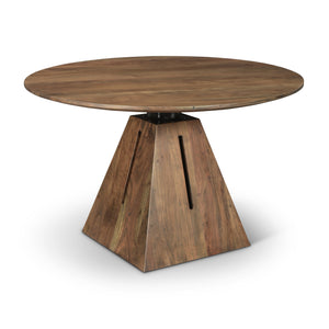 REVOLVE ADJUSTABLE DINING TABLE