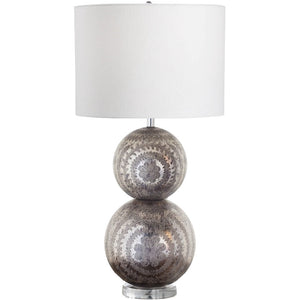 MILLICENT ETCHED GLASS LAMP