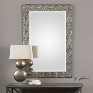 NICO METALLIC SILVER MIRROR