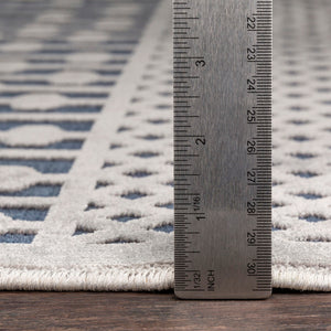 FALCO TEXTURED CHENILLE RUG