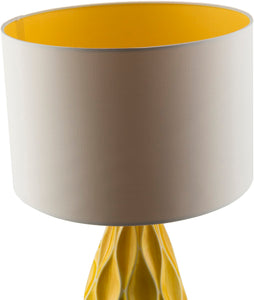 CHARLOTTE LAMP: YELLOW