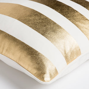 CHUNKY STRIPES PILLOW