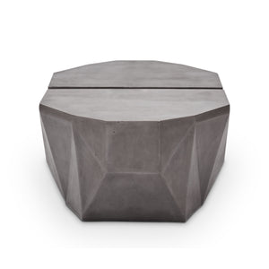 KAGE CONCRETE COFFEE TABLE