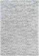 OREN RUG: CHARCOAL, LIGHT GREY
