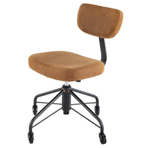 RAND OFFICE CHAIR: UMBER TAN