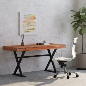 REALE WALNUT WRITING DESK