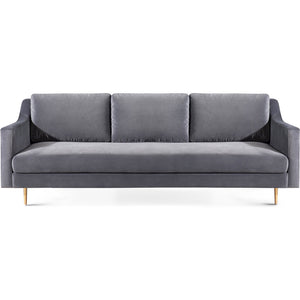 STEVIE MID-CENTURY GLAM SOFA