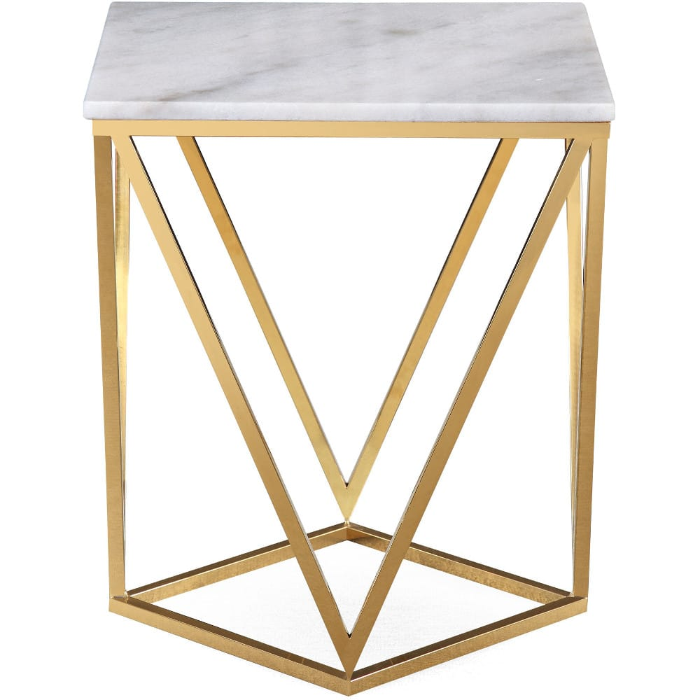 - CLEO MARBLE TOP ACCENT TABLE – The Design-Tap