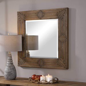TRAVELER SQUARE MIRROR