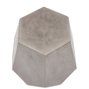 GEM CONCRETE STOOL