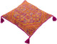 HILO PILLOW: FUCHSIA, ORANGE