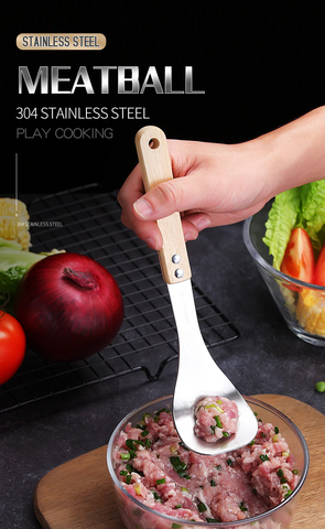 Creative Meatball Maker Spoon