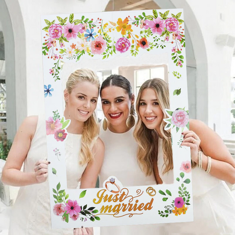 Wedding and Party Photo Props Frame