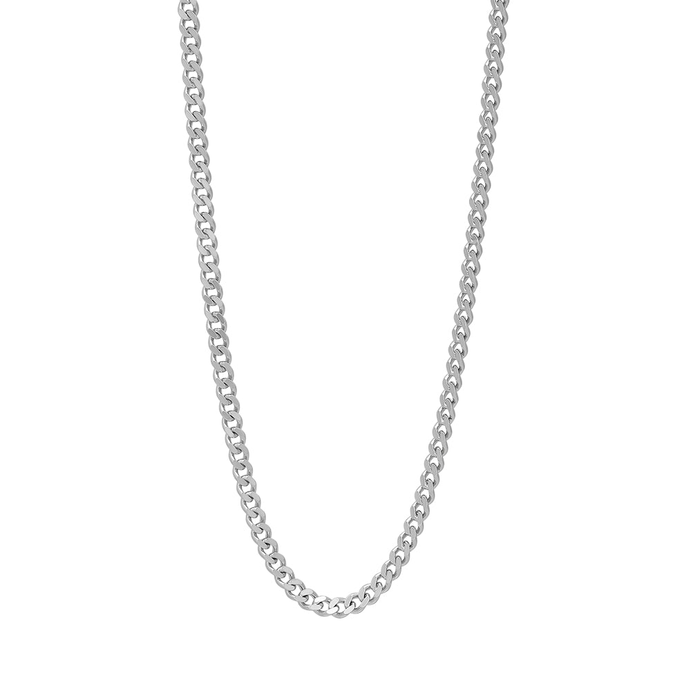 Sterling Silver Panzer Chain