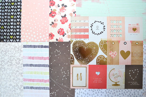 February 2015 - Pattern Paper Only