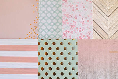 April 2015 - Pattern Paper Only