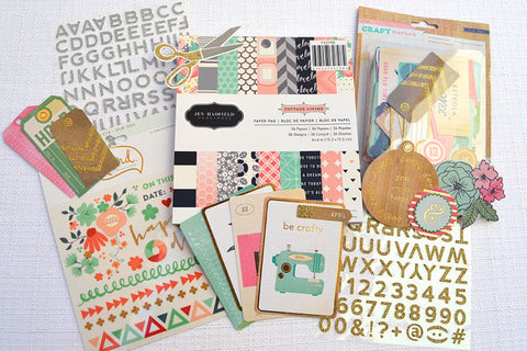 April 2015  Embellishment Add-On Kit