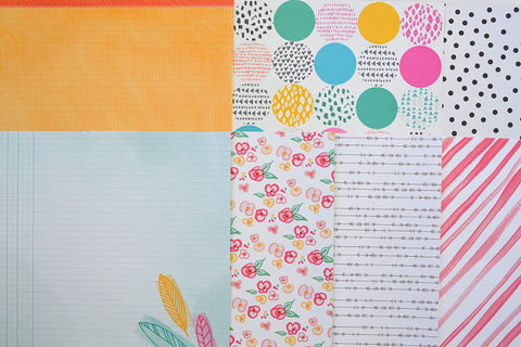 May 2015 - Pattern Paper Only