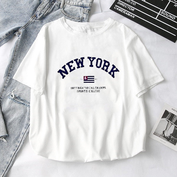 New York T-Shirts - Unico shop co