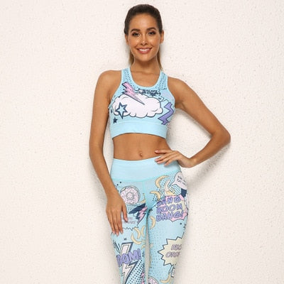 Boom Running Yoga Set - Unico shop co