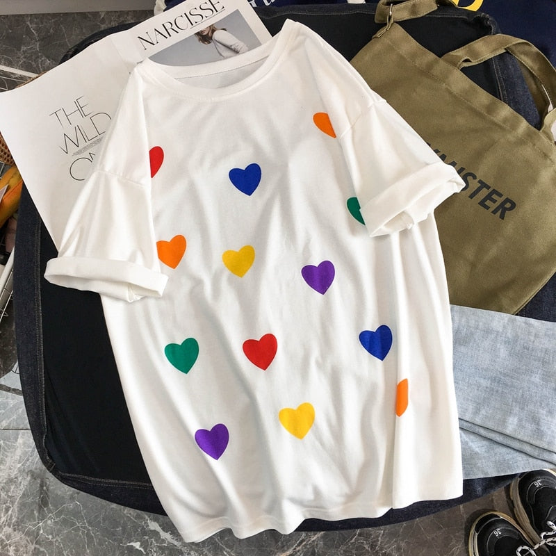 Tops Hearty Style T-shirt - Unico shop co