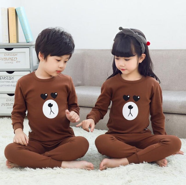 Bear Pajamas - Unico shop co