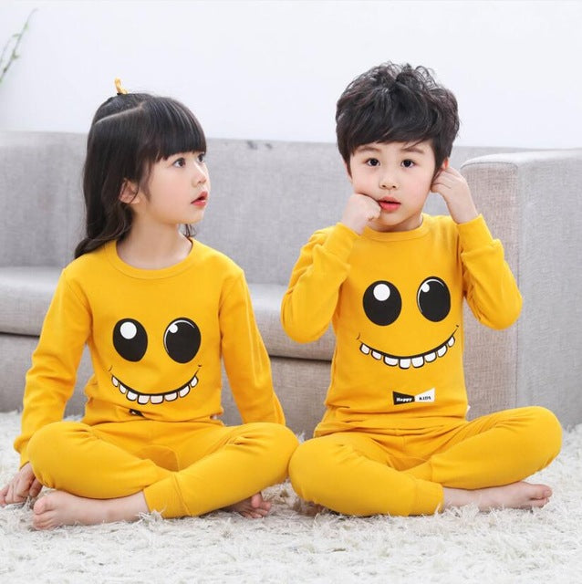 Smiley Pajamas - Unico shop co