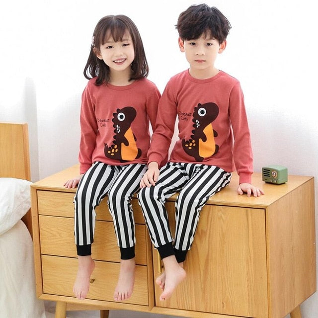 Dinsaurs Pajamas - Unico shop co