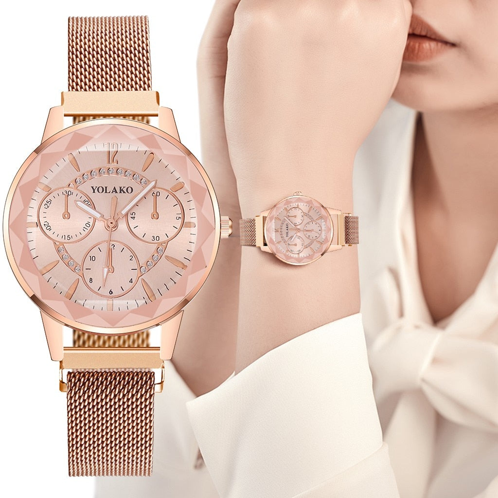 Women Wrist Watch - Unico shop co
