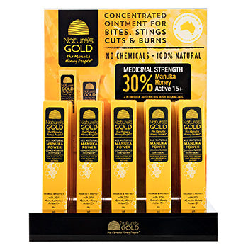 Nature's Gold Concentrated Ointment Stand