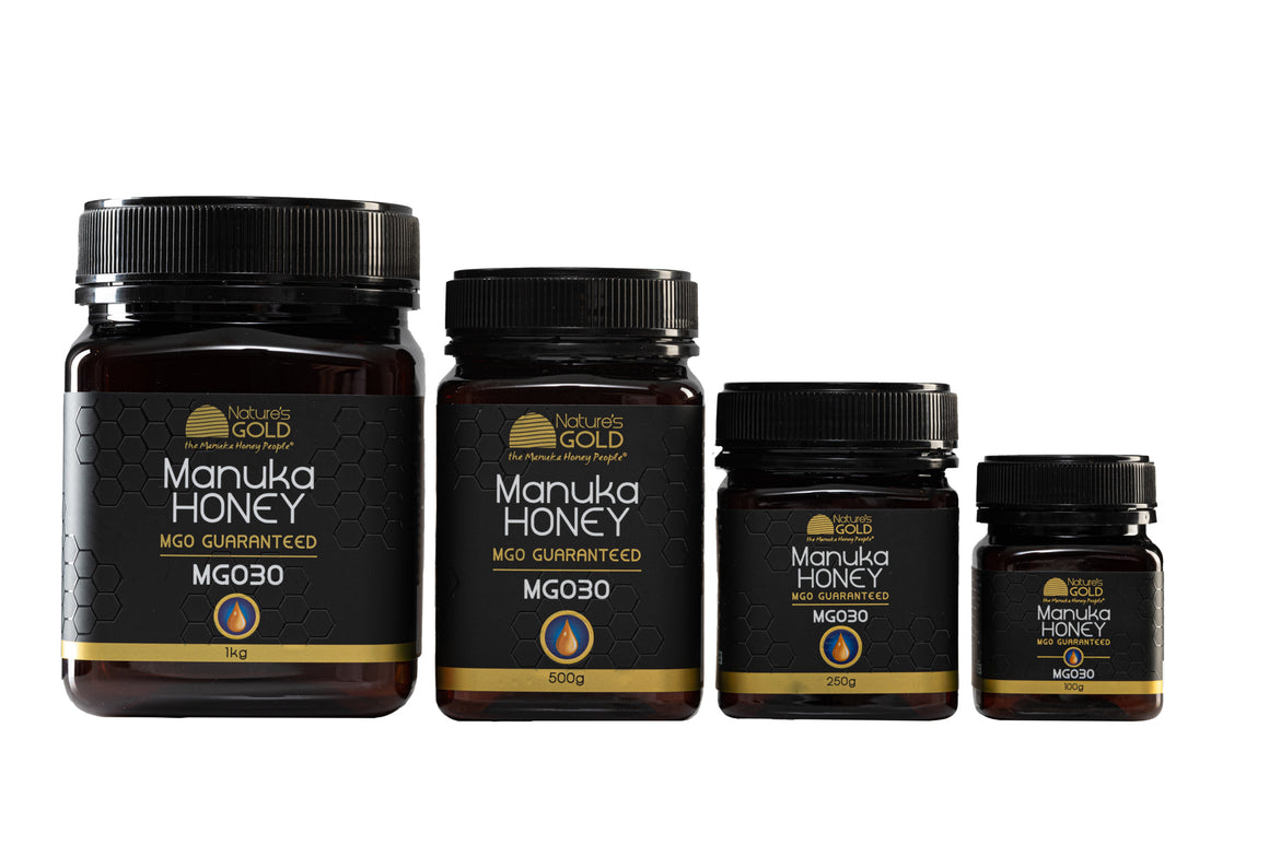 500g size - 100% RAW AUSTRALIAN MANUKA HONEY