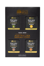Load image into Gallery viewer, GIFT PACK - Australian Manuka Honey x MGO 83, 263, 514 and 829