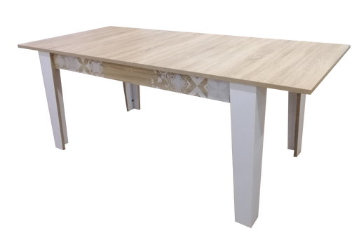 Extendable Dining Table | Scandinave E06042