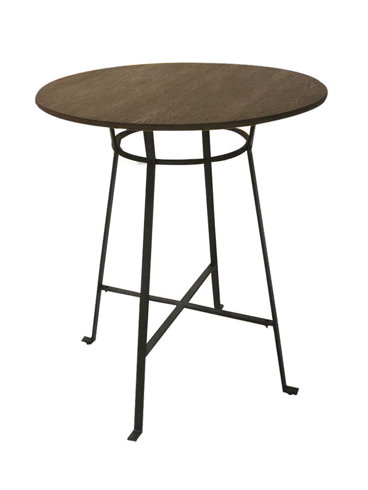 Outdoor Bar Table | Rust T-14097