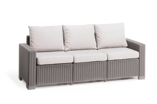3 seater Outdoor Sofa | California