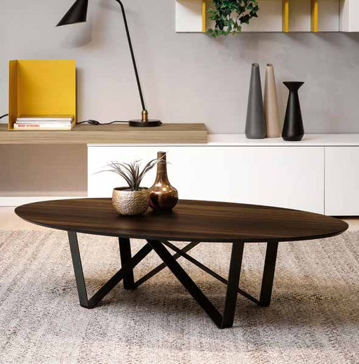 Coffee Table | Ellipse Twist
