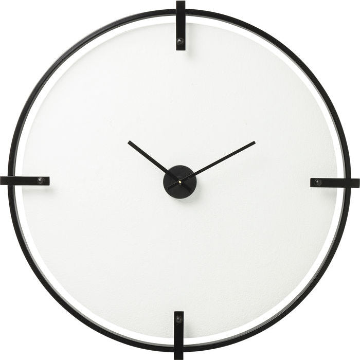Wall Clock Visible Time