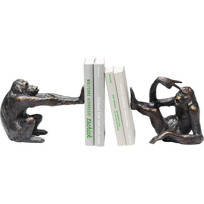 Bookend Monkey (2/Set)