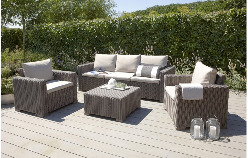 1 seater Outdoor Sofa | California