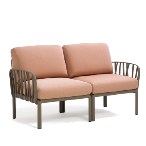 2 seater outdoor sofa | Komodo