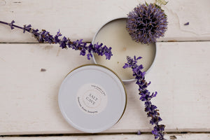 Scented Travel Tin Candle - Shooting Starz Shopette