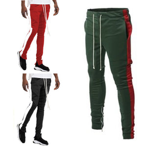 Chill Vibes Single Stripe Track Pant - Shooting Starz Shopette