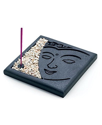 Meditating Buddha Incense Kit - Shooting Starz Shopette